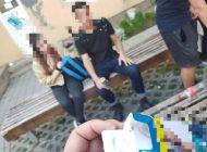 Patru adolescenți au venit la concert cu droguri, la Piteşti