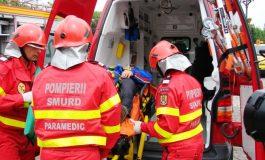ACUM! Grav accident la Valea Iașului - Femeie inconstienta