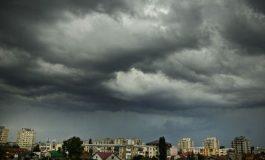 ACUM! Cod portocaliu de vreme severă in Argeș VEZI LOCALITĂȚILE VIZATE