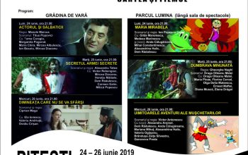 """""""Caravana filmului românesc"""" ajunge la Pitești, cu filme pentru toate gusturile"""