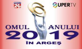 Start pentru Omul Anului 2019 în Argeş, ediţia cu numărul 8