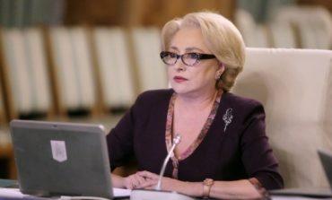 Noi declarații făcute de Viorica Dăncilă! 'Nu prea am reuşit'