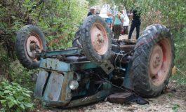 ACUM! TRAGEDIE LA CICĂNESTI - A MURIT STRIVIT DE TRACTOR