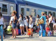 De azi, hai la mare cu trenul ! CFR pune în circulaţie Trenurile Soarelui CAT COSTA BILETELE
