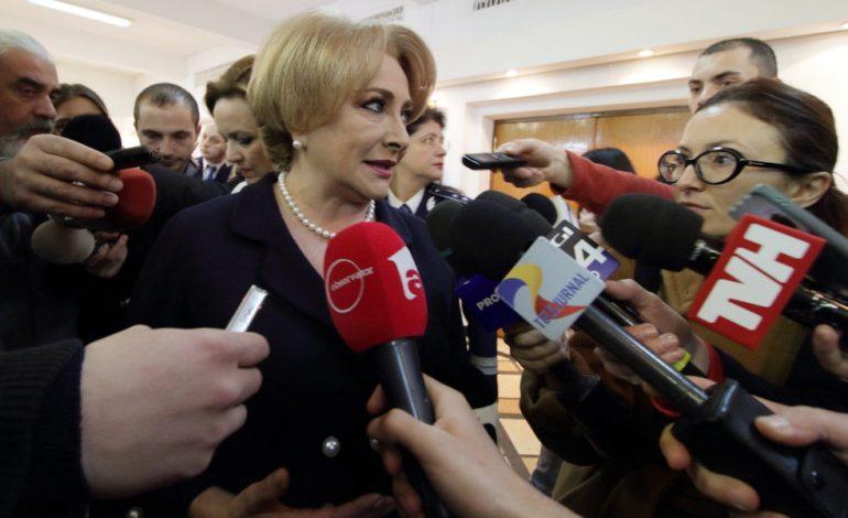 Viorica Dăncilă, reacție după ce a aflat că Liviu Dragnea ar putea fi eliberat pe 3 iulie:Nu m-m gândit la acest lucru.