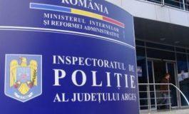 POLIŢIA Argeş, PRECIZĂRI după ce un POLIŢIST a fost ÎMPUŞCAT la Muşătesti