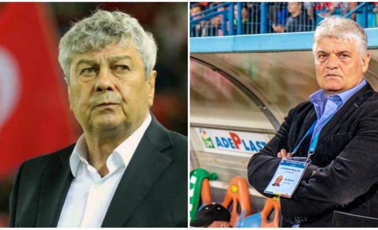 Mircea Lucescu şi Ioan Andone organizează la Piteşti un meci de fotbal caritabil pentru un fost jucător al lui FC Argeş