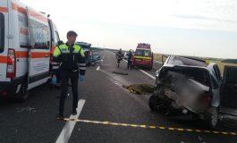 ACUM! Grav accident în Argeș cu 6 mașini implicate și un TIR