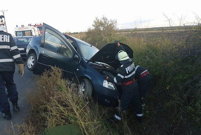 ACUM! Accident în Argeș cu trei victime