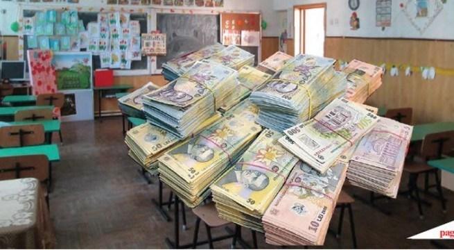 23 de localitãţi din Argeş primesc BANI pentru investiţii în ŞCOLI!