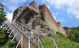 O firmă din Italia vrea cetatea Poenari