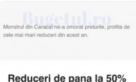 EXCLUSIV Reclamă halucinantă: 'Monstrul din Caracal ne-a omorât prețurile'