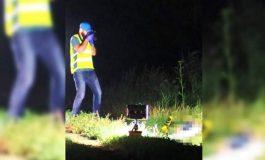 Polițist împușcat la Mușătești, azi noapte