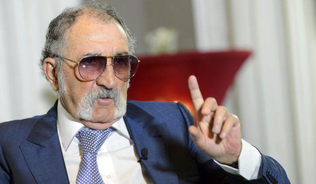 Ion Țiriac a luat foc:Aş rupe masa aia la şedinţa de Guvern
