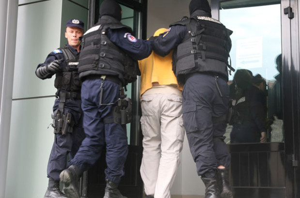 CRIMĂ AREFU ! Magistraţii au decis: agresorul Vasile Nicolae, in arest pentru 30 zile !