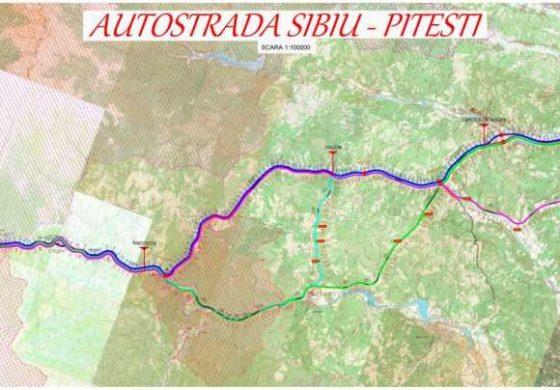 OFICIAL, 2 LEI/MP! CU MARE SCANDAL, începe operațiunea de expropriere pentru Autostrada Piteşti - Sibiu