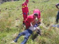 ACUM! Bărbat luat de ape în Argeș - Este resuscitat