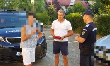 Bravo lui! Portofel plin cu bani găsit de un jandarm, restituit proprietarei