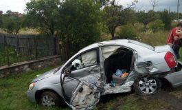 ACUM! Accident groaznic în Argeș, 5 victime, printre care și un copil