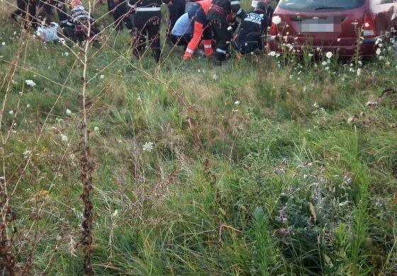 ACUM! Grav accident în Argeș cu 5 victime