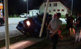 VIDEO ACUM! Grav accident la Albești cu 3 victime