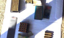 Argeșean de 37 ani prins cu muniție în apartament