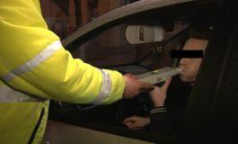 Bărbat din Valea Iașului, dosar penal pentru alcool la volan și refuz testare