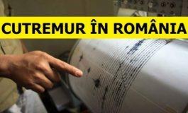 Cutremur neobişnuit în România, in zona seismică Făgăraş - Câmpulung
