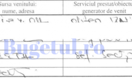 EXCLUSIV Fostul șef al Poliției Caracal și soția sa, proaspăt pensionați, au încercat să-și ascundă veniturile?
