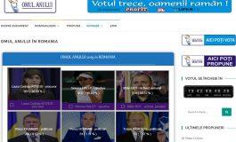 VOT OMUL ANULUI 2019 | Surpriza totala pe site-ul evenimentului: Codruţa Kovesi şi Simona Halep l-au depăşit pe Iohannis si Rares Bogdan