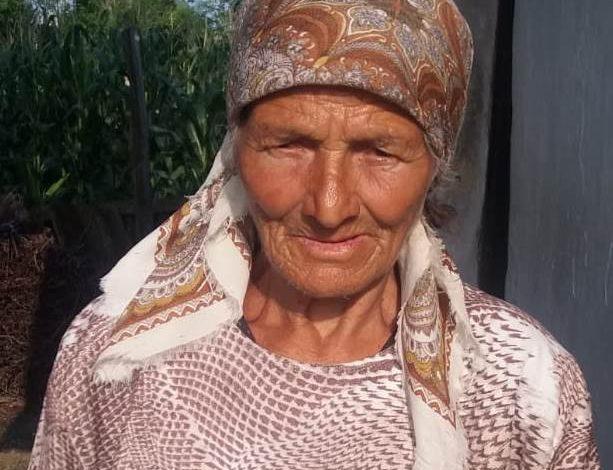 Pensionară dispărută de acasă ! Dacă o vedeţi, anunţaţi Poliţia sau sunati 112