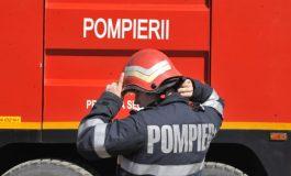 ALERTĂ de incendiu la restaurantul PUIȘOR - Angajată cu atac de panică