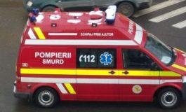 ACUM! Accident la Curtea de Argeș, zona Ivancea