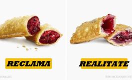 Cum te păcălesc reclamele: trucuri prin care alimentele arată perfect