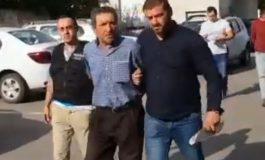 VIDEO Tată şi fiu din Muşăteşti, acuzaţi de omor şi reţinuţi în cazul poliţistul împuşcat