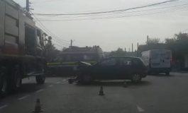 VIDEO ACUM ! Grav accident in Arges, 3 masini implicate
