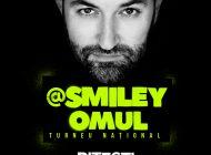 La Pitești, Smiley va susține un concert cât o viață de OM