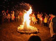 Primăria Câmpulung aprinde focul lui Sumedru - Ultima sărbătoare a toamnei