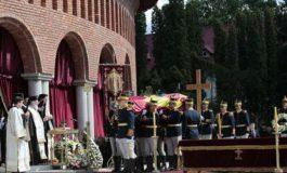 NU VINE CU TRENUL la CURTEA DE ARGEŞ ! Iată programul complet al funeraliilor reginei-mamă Elena a României