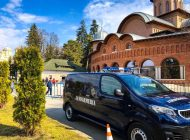 Jandarmeria Argeș, responsabilă cu asigurarea ordinii publice la ceremoniile prilejuite de reînhumarea Reginei mamă Elena