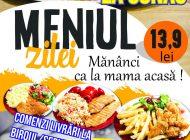 HAI LA MASĂ ! Meniul zilei, marți, 22 octombrie – Restaurant LA Conac