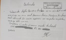 """A dat sau n-a dat şpagă ?""""DOAMNA MOISE MI-A CERUT 200 EURO PENTRU ÎNSCRIEREA COPILULUI !"""" , este acuzaţia retractată a unei mămici"""