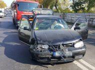 ACUM ! Accident grav ! Două mașini implicate, o victimă