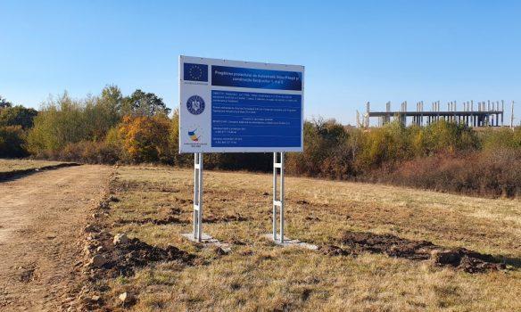 NU E GLUMA, E CAMPANIE ! Au început lucrările la autostrada Sibiu – Pitești