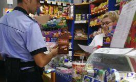 La Curtea de Argeș, descinderi ale Poliției la micii patroni - AU INCHIS ȘI UN MAGAZIN