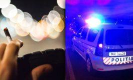 Tânăr de 19 ani din Curtea de Arges, prins drogat la volan ! S-A ALES CU DOSAR PENAL
