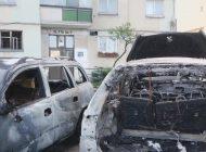 ACUM ! Mașină vandalizata în Curtea de Arges, în acelasi loc unde au fost incendiate alte 6 - RĂZBUNARE ?