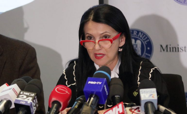 Noi declarații făcute de Sorina Pintea! 'Dacă erau cazuri grave, probabil mi se raporta imediat'
