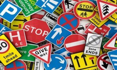 indicatoare rutiere confundate